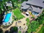 Home of the Day: Private Back Yard with Pool in Baxter Village