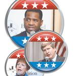 Competitive Atlanta mayoral race generating big bucks
