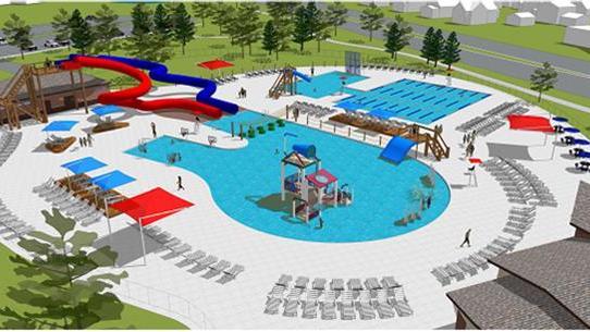 Sc johnson donates 6 5m for new aquatic center in racine - Washington park swimming pool milwaukee ...
