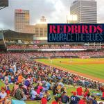 Cover story: Redbirds Embrace the Blues