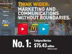 Behind the Top 25 List: Why do we require verification from advertising agencies?