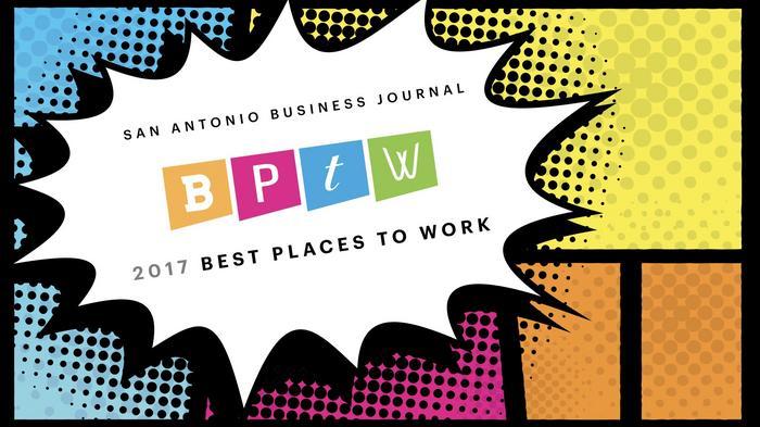 Presenting San Antonio's Best Places to Work winners