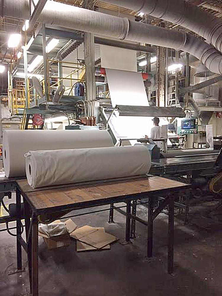 Hpfabrics Begins Production At Former Microfibres Facility In Winston Salem Hires Dozens Of