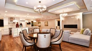 Inside the Park Place, Excelsior East luxury condos in Saratoga