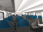 You can pick out the seats for Caltrain's new electric trains