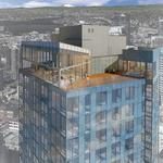 Construction starts on condo tower by Pike Place Market (Images)