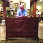 Renowned Triad furniture designer to donate dresser to N.C. Museum of History
