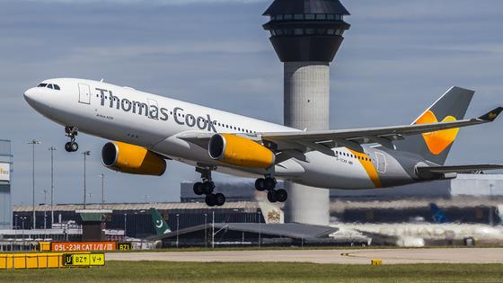 Thomas Cook Airline Plans Seattle To Manchester Service