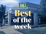 DBJ's best of the week for July 15-21: Bank's new Colorado HQ, corporate cash stashes and more