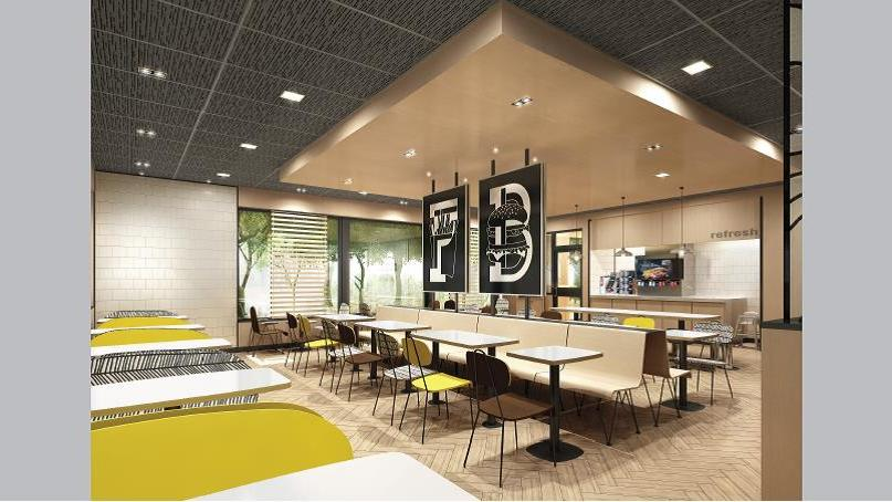 McDonalds has a new store design and it will debut in Phoenix