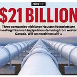 Race to the finish line: Pipeline projects compete for growing demand