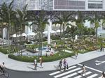 TOD activity centers on Ala Moana