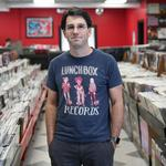 Lunchbox Records owner on why he won't leave Plaza Midwood — unless he has to