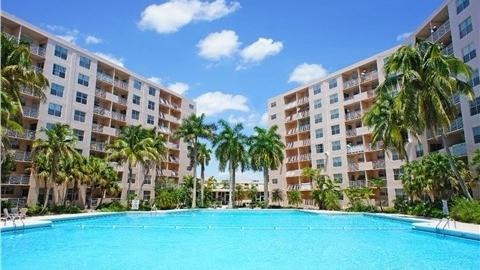 The 332 Unit Cabana Club Apartments At 19701 S W 110th Court Near Cutler Bay Sold