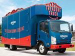 Retail: Amazon's Treasure Truck ready to roll