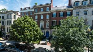 Kalorama home that doubles as an orthodontist's office and was once home to Miss Manners listed for $5.2M