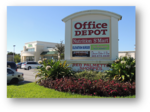 Office Depot-anchored retail center in Miami-Dade sells for $12M