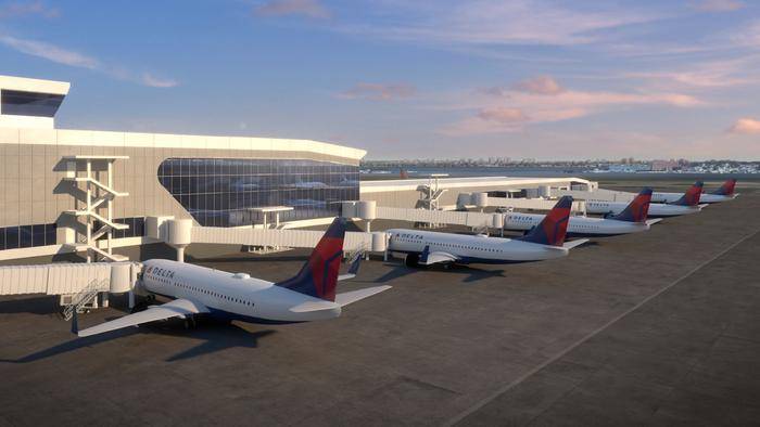 Delta receives final approval on $4 billion airport transformation (Slideshow)