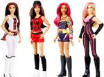 ​Mattel to launch WWE dolls for girls