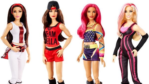 Mattel Launching Wwe Dolls For Girls - Bizwomen-1182