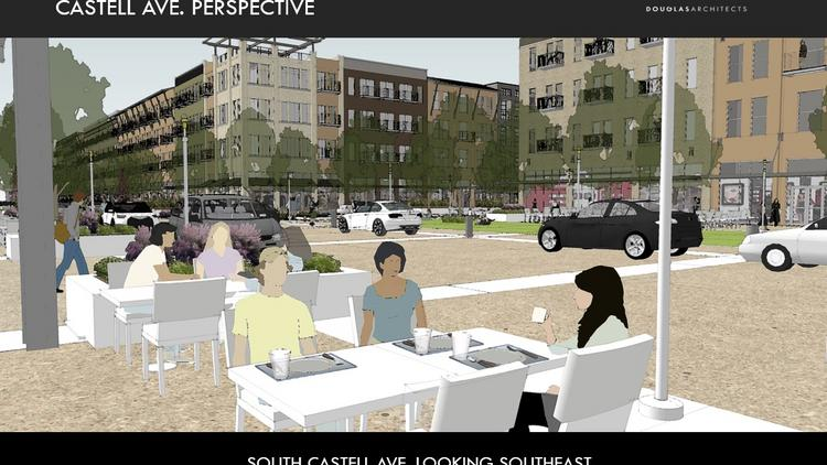 San Antonio's Douglas Architects helping craft vision for
