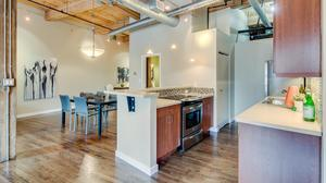Stunning Brick & Timber Loft in the Heart of LoDo
