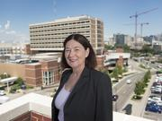 Robin Wittenstein, CEO of Denver Health. The Denver Health & Hospital Foundation has donated $100,000 to the city bond campaign.