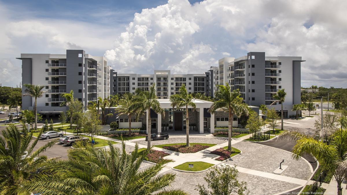 Allure Apartments Open In Boca Raton Video South Florida Business Journal