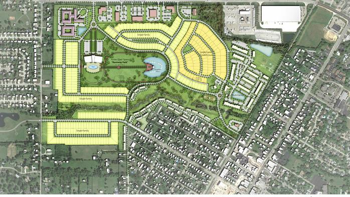 Beulah Park redevelopment on track for spring groundbreaking