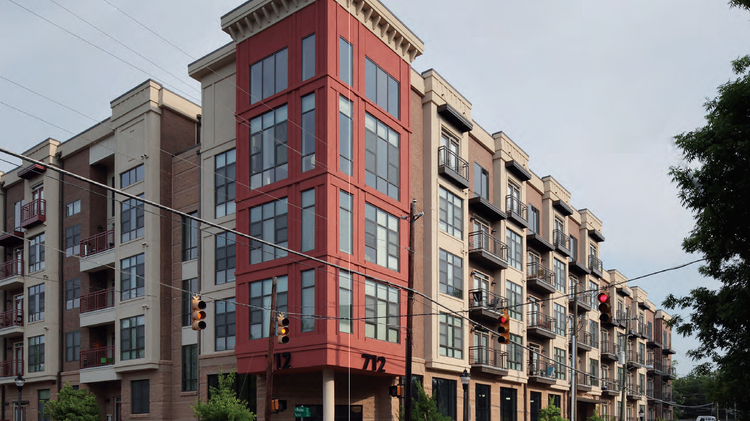 Downtown Raleigh apartments sold for $38M - Triangle ...