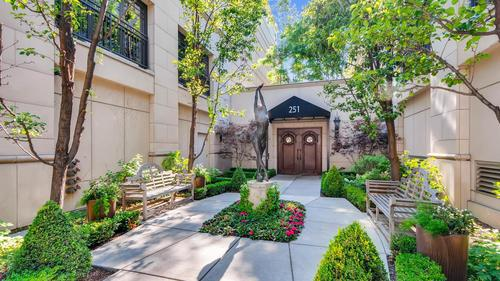 Elegant, Sophisticated, and Private Condominium in the Heart of Cherry Creek North