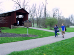Ohio University-Lancaster featured on DIY Network's 'Barnwood Builders'