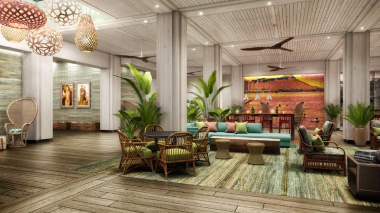 Queen Kapiolani Hotel In Waikiki To Begin 30m Renovation