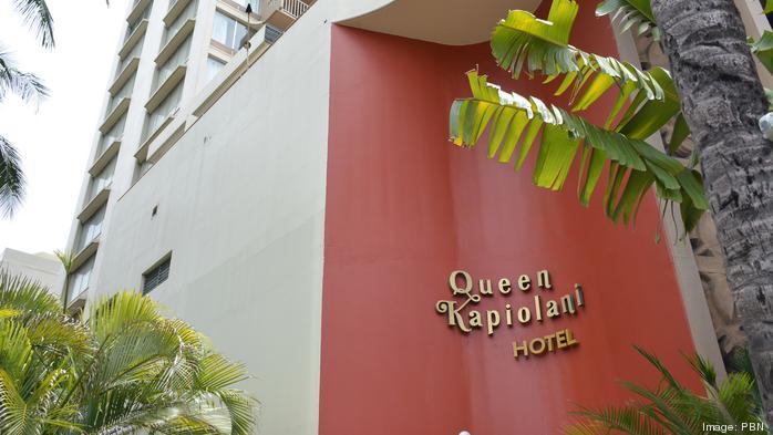 Queen Kapiolani Hotel's $30M update underway