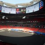 Mercedes-Benz Stadium retractable roof will not be ready for Falcons home opener