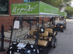 Intuition partners with Downtown cart service company