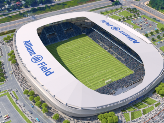 Bill McGuire takes control of shopping center at Midway stadium site