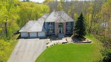 Stunning Lakefront 2-Story on a Private Wooded Peninsula!