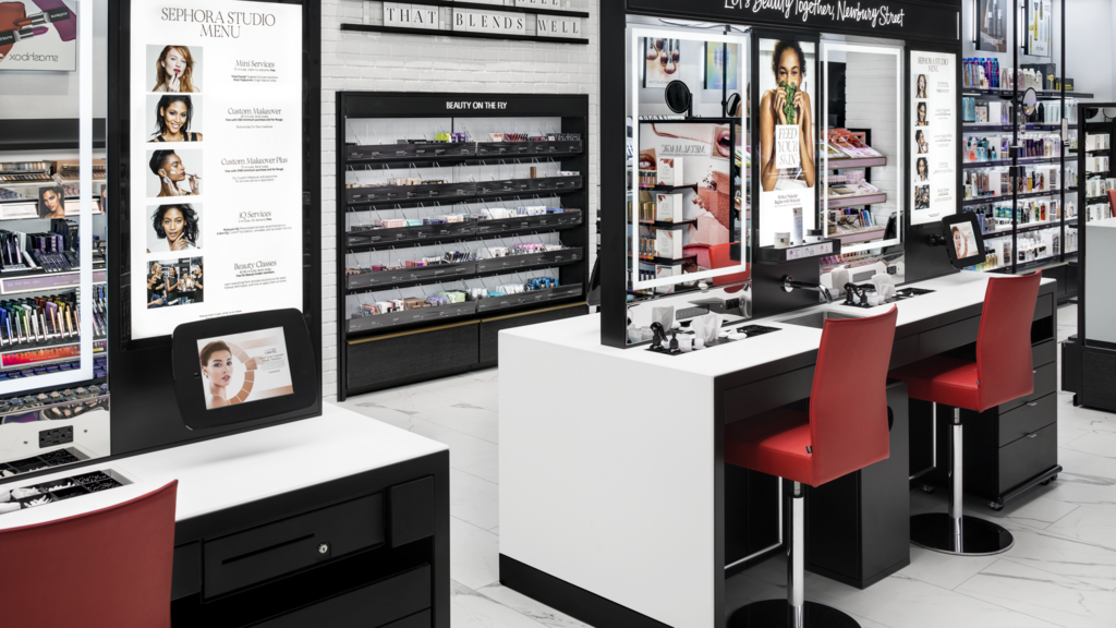 Sephora launches rewards credit card