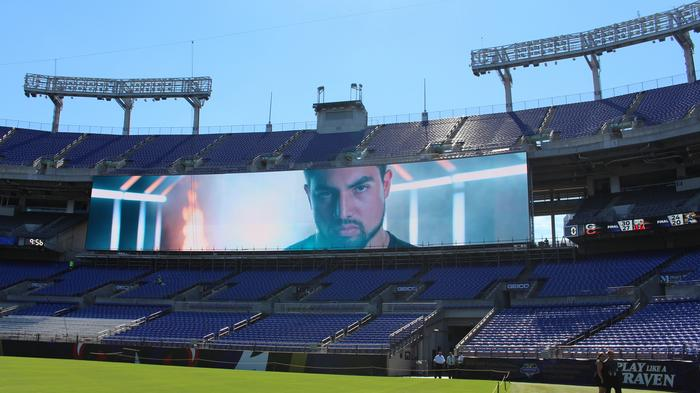 Latest M&T Bank Stadium upgrades aim to 'bring energy for the team and the fans' [Photos]