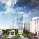 Related Cos. reacts to city rejecting plans for 25-story office building