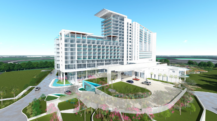 New $350M luxury JW Marriott hotel to lure more big spenders to Disney area