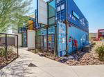 Cutting-edge shipping container apartments for sale