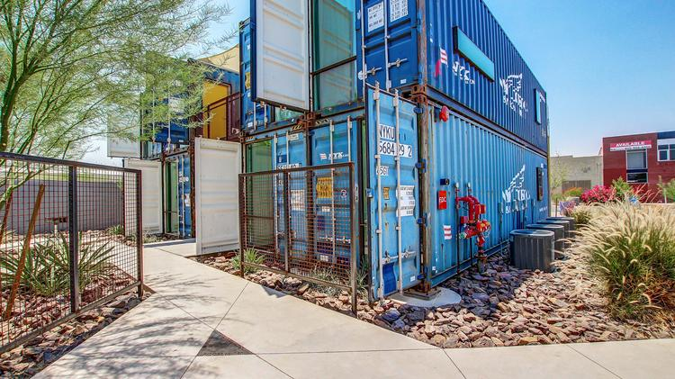 Cutting edge shipping container apartments for sale Shipping containers for sale in minnesota