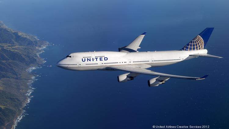 United Airlines is selling Boeing 747 parts to the public