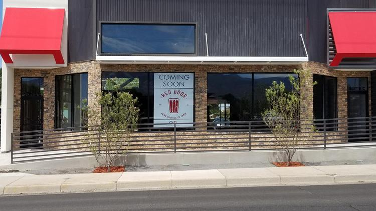 Red Door Brewing Co. Is Set To Open Its Northeast Heights Location In  October.