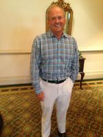 John McConnell on hosting the Wyndham Championship and his growing golf empire