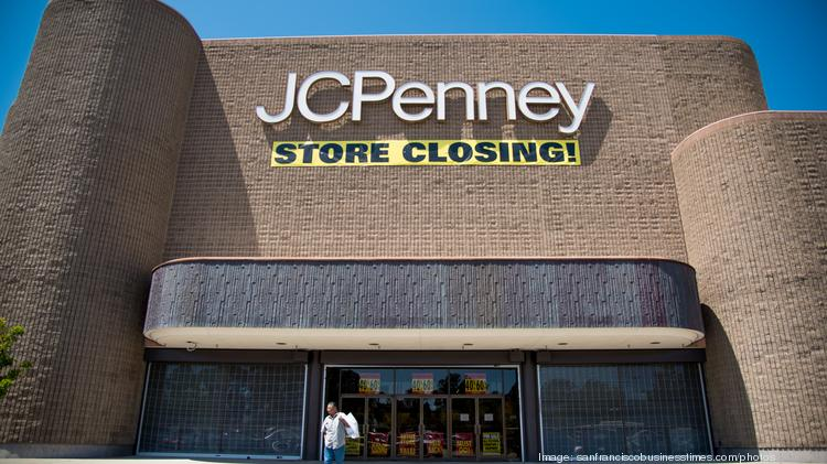 JCPenney closes at Lakeforest Mall - Washington Business Journal