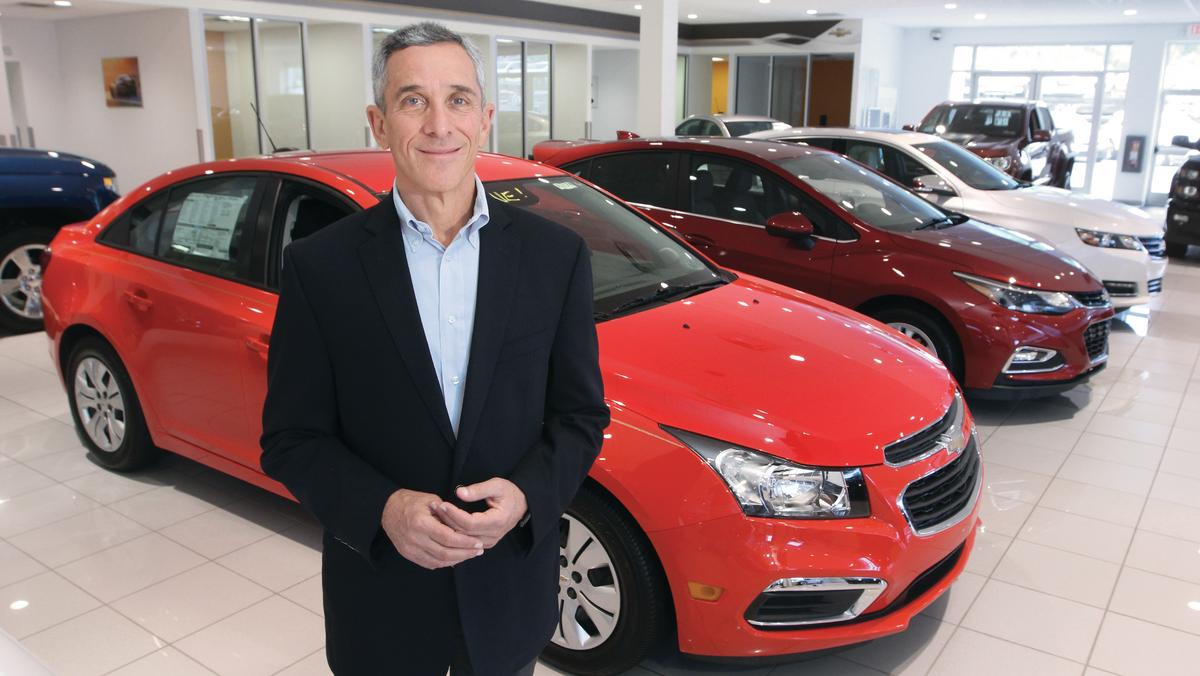 Jimmy Ross leading Kenny Ross Toyota, holds minority stake ...