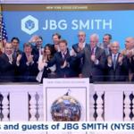 JBG Smith CEO <strong>Matt</strong> <strong>Kelly</strong> rings in new era at NYSE
